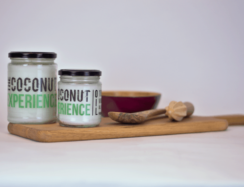Introducing The Coconut Experience 100% organic, quality coconut oil
