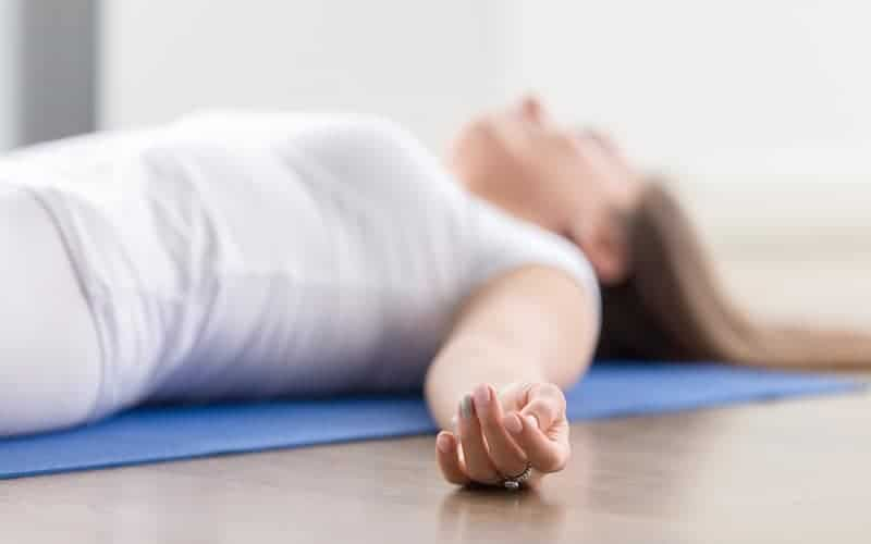Yogic relaxation