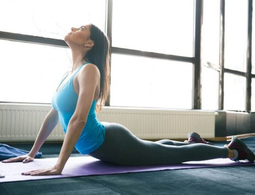 Do yoga for PMS, period pains and hormonal mood swings