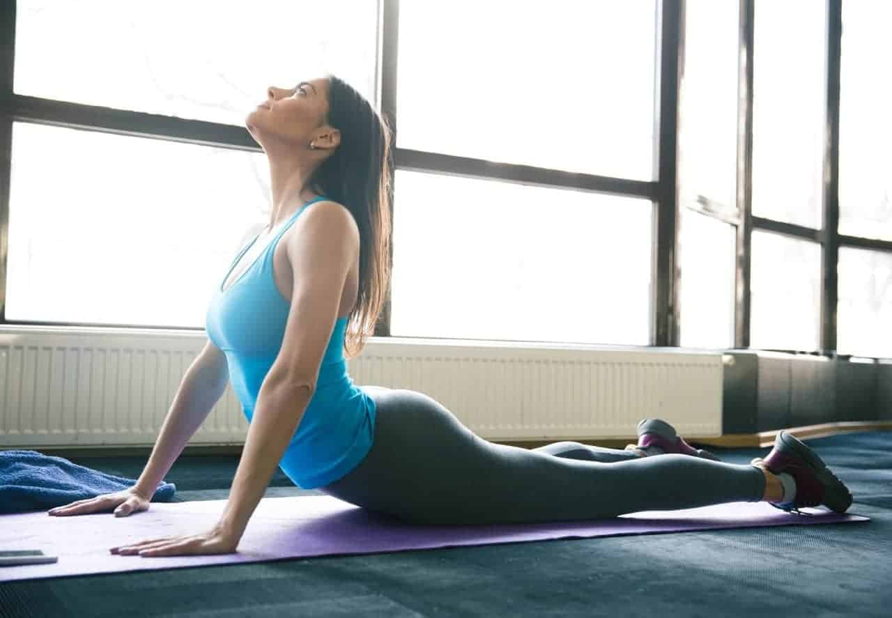 Yoga for PMS and period pains