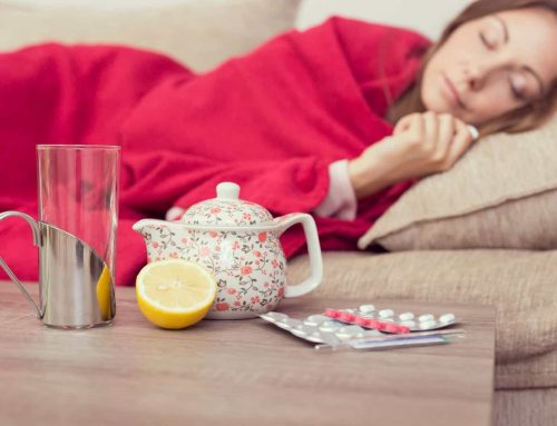 Stop yourself going down with flu this winter