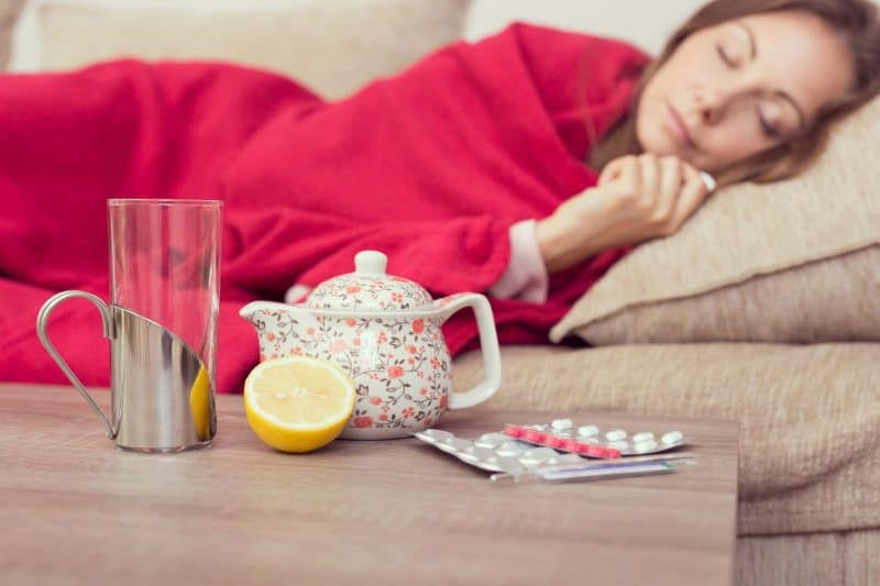 Homeopathic flu prevention
