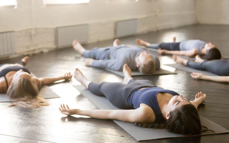 yogic relaxation