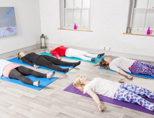 Yoga nidra: the benefits