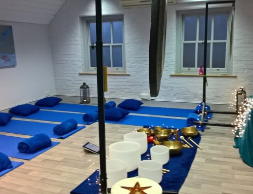 Relax, release and revitalise with the wonderful healing of a sound bath. 4 January