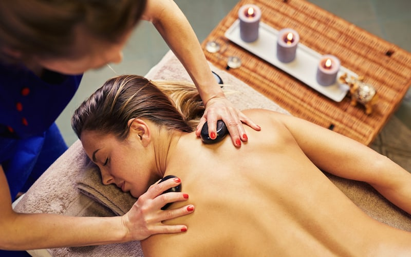 Hot stone massage 2 RESIZED