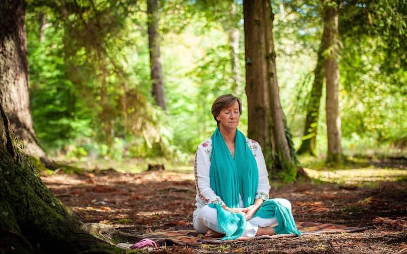 Jane Seaman meditation