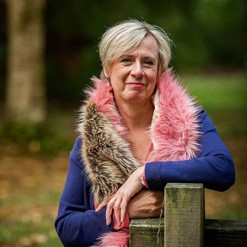 Sue Leach, homeopath founder of The Natural Health Hub