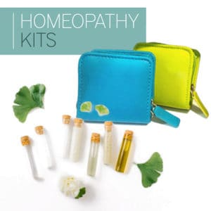 homeopathy travel abroad kits