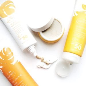 tropic natural sun care