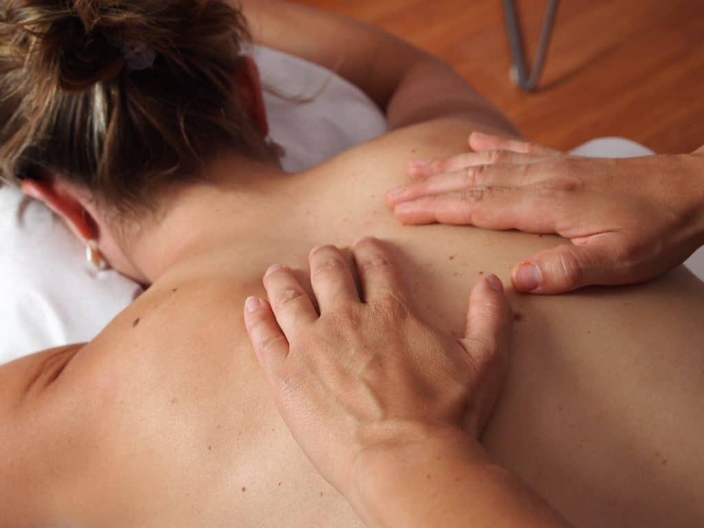 AromaTouch massage and other treats specially for women