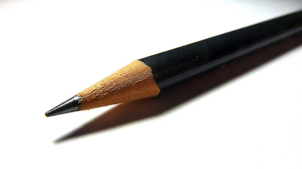 Graphites, the lead in pencils, a homeopathic remedy for eczema