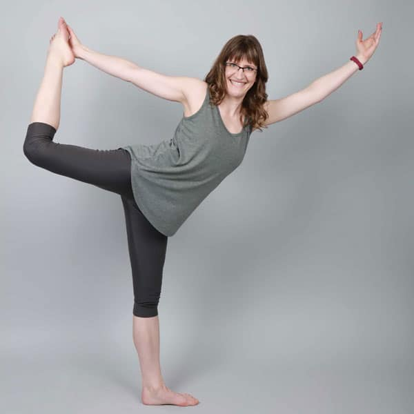 Catherine Brennan Yoga teacher