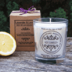 Pure Wight natural candles infused with essential oils