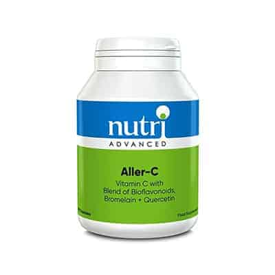 Aller-C capsules from Nutri Advanced