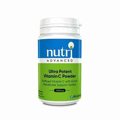 ultra potent vitamin c powder