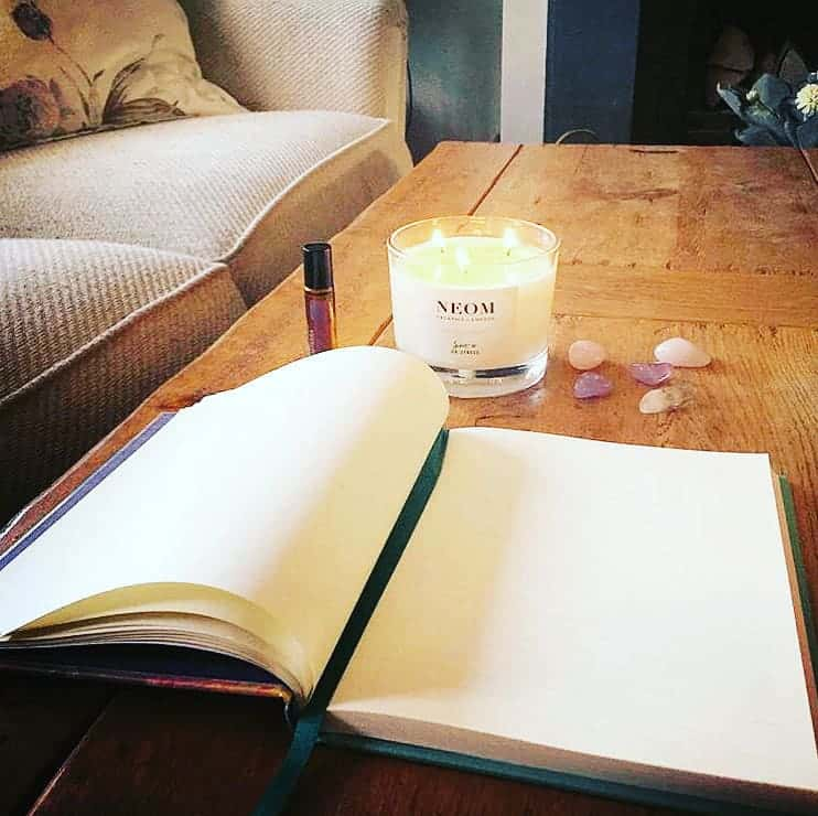 Journalling for mindfulness and setting your intentions