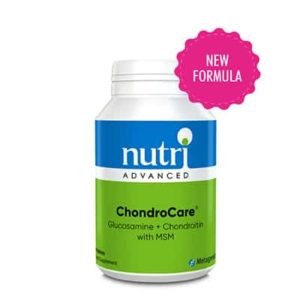 ChondroCare with glucosamine and chondroitin from Nutri Advanced