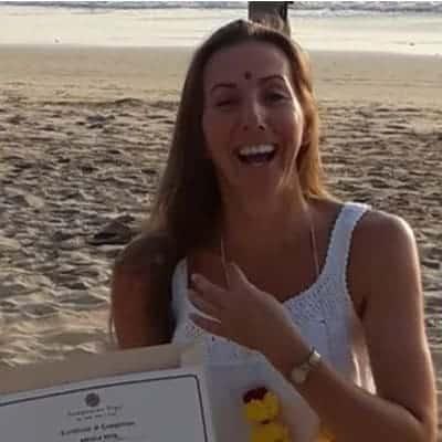 yoga therapy sleep workshop with Angela Keen