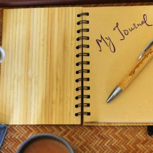 Mindfulness & journalling