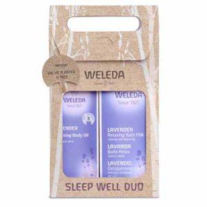 Weleda Lavender Sleep Well Duo