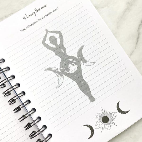 2021 moon journal introduction