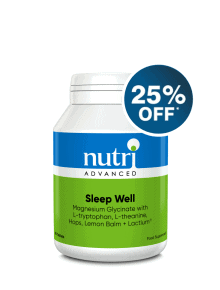 Nutri Advanced Sleep Well
