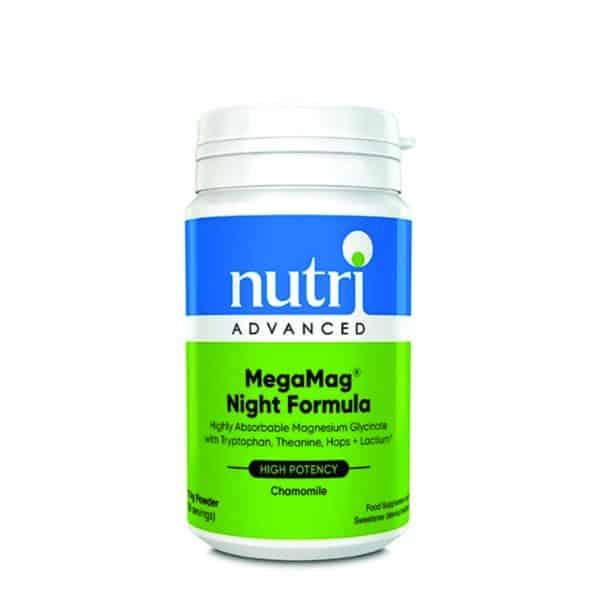 Nutri Advanced MegMag Night Formula powder