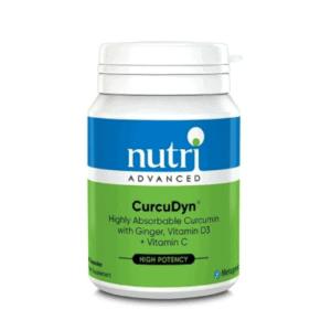 CurcuDyn NovaSOL curcumin (turmeric) supplement