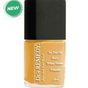 Dr's Remedy Tactful Turmeric nail polish