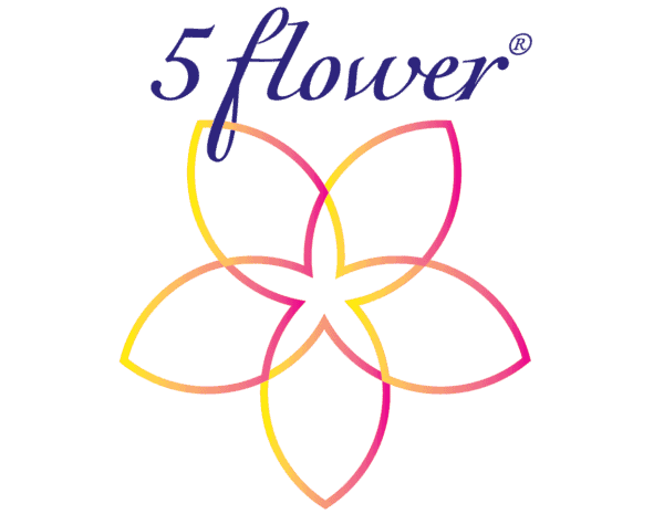5 Flower Bach Flower Remedy