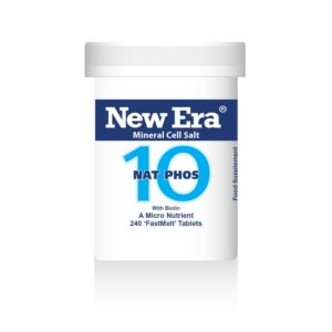 New Era tissue salts No10 Nat Phos