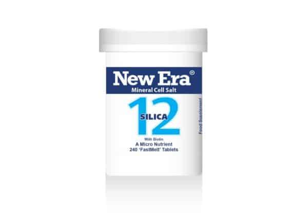 New Era tissue salts No12 Silica