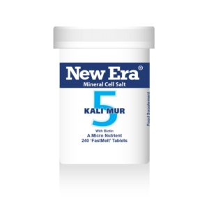 New Era tissue salts No5 - kali mur