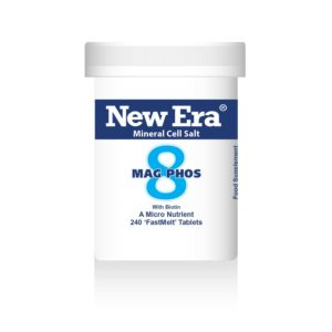 New Era tissue salts No8 Mag Phos