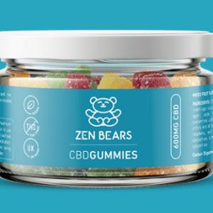 ZenBears CBD gummies