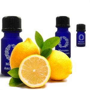 Materia Aromatica Lemon Essential Oil