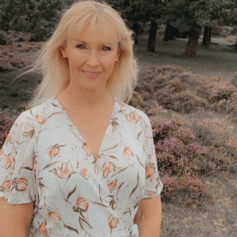 Maria Palmer, reflexology